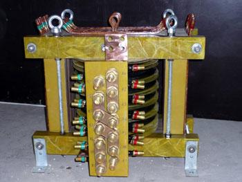 中频焊接变压器